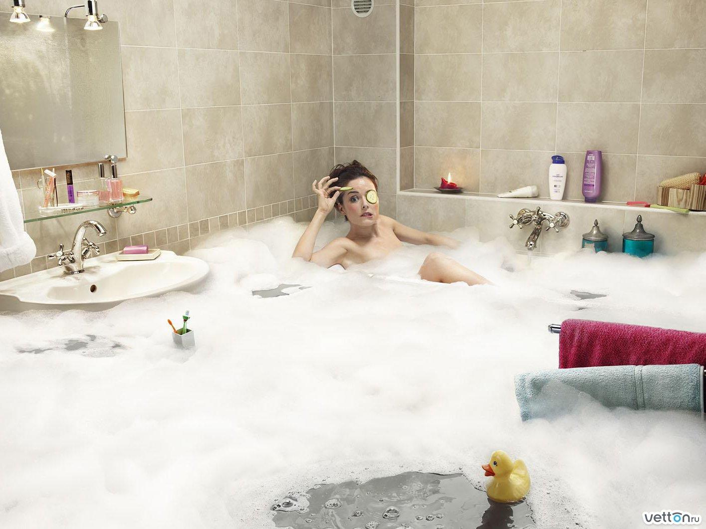 Гидроизоляция ванной. Никто никуда не плывет!