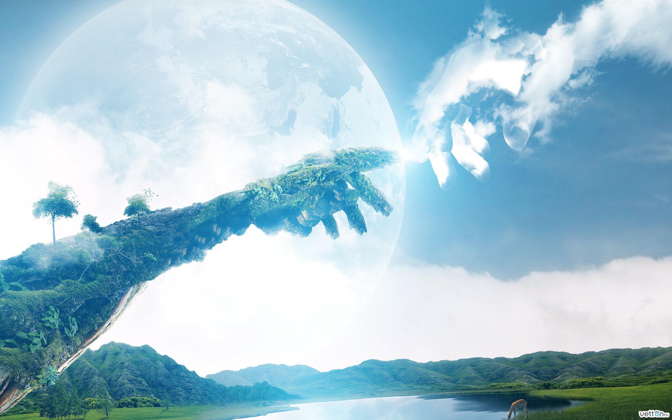 Небо своими руками фото